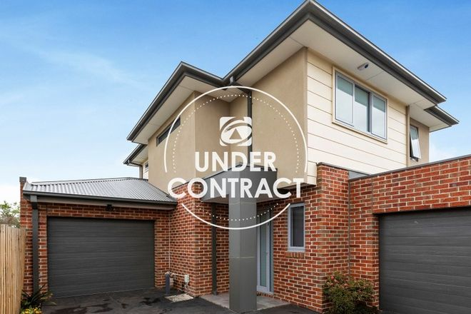 Picture of 2/232 Francis  Street, YARRAVILLE VIC 3013