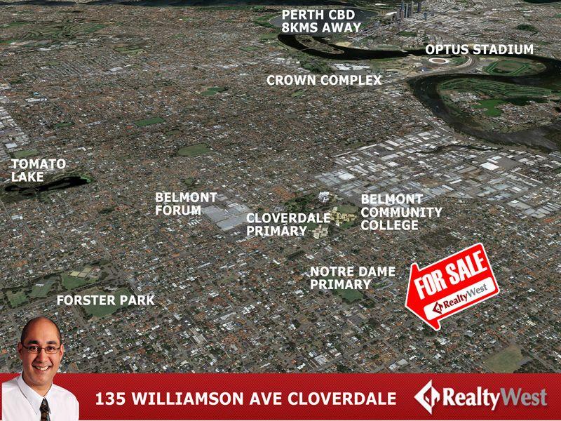 135 Williamson Avenue, Cloverdale WA 6105, Image 1