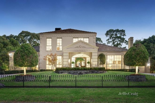 Picture of 67 Deep Creek Drive, DONCASTER EAST VIC 3109