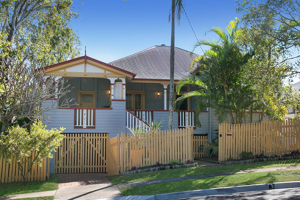 16 Patterson St, Auchenflower QLD 4066, Image 0