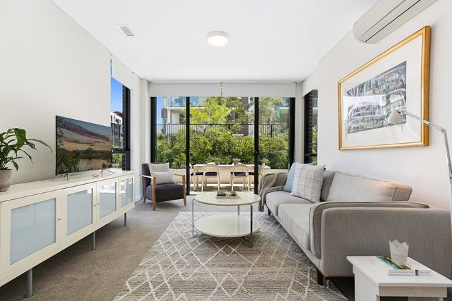 Picture of 2004/53 Wilson Street, BOTANY NSW 2019