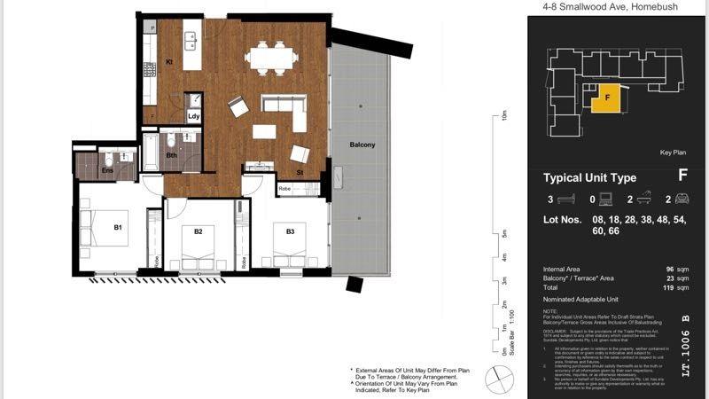 511/4-8 Smallwood Ave, Homebush NSW 2140, Image 10