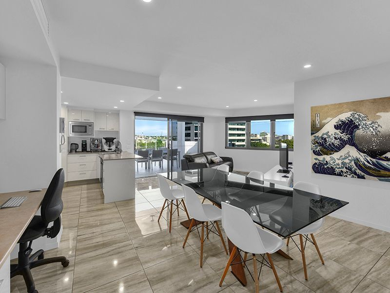 42/482 Upper Roma Street, Brisbane City QLD 4000, Image 0