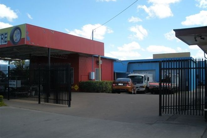 Picture of 26, 28, 30, 34 Railway Street, BLACKWATER QLD 4717