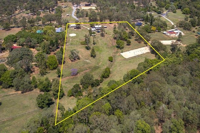 Picture of 432 Guanaba Creek Road, GUANABA QLD 4210