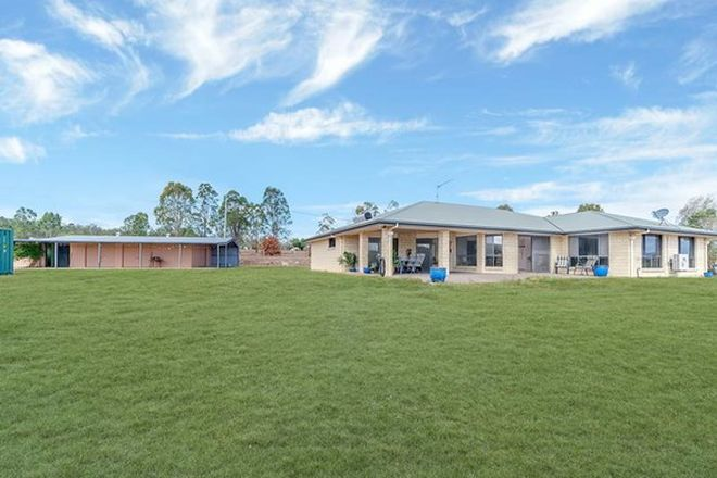 Picture of 328 Fords Road, ADARE QLD 4343