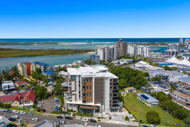 Picture of 36/20 Beach Road, MAROOCHYDORE QLD 4558