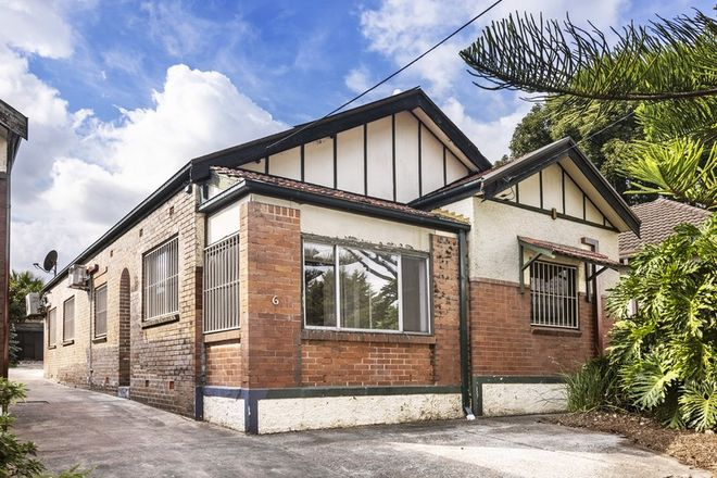 Picture of 6 Harcourt Avenue, CAMPSIE NSW 2194
