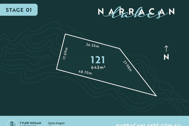 Picture of Lot 121 Narracan Lakes, NEWBOROUGH VIC 3825