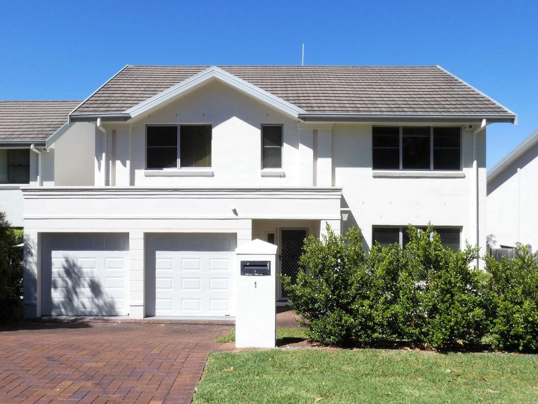 1 Wattlecliffe Drive, Blaxland NSW 2774, Image 0