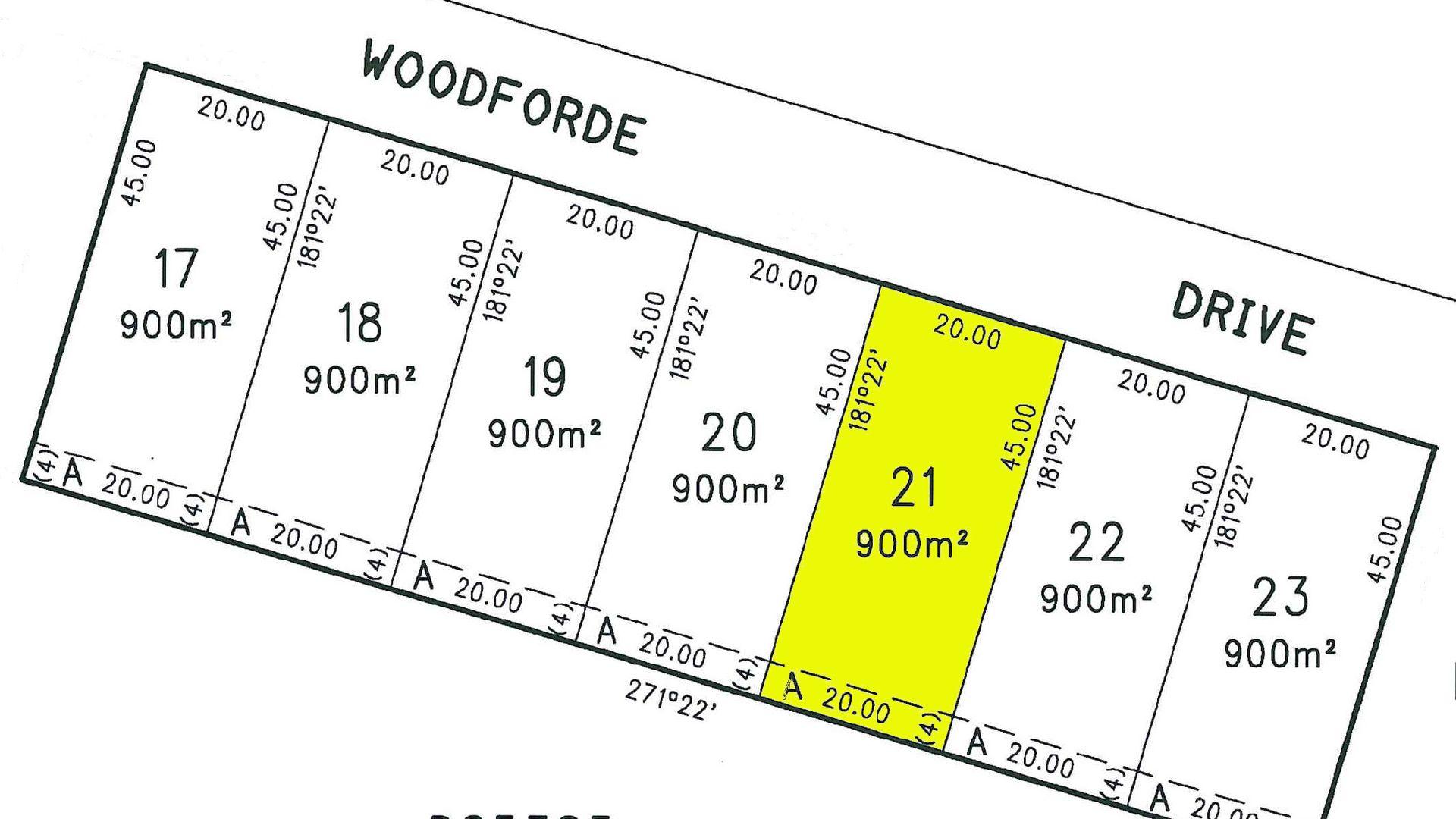 101 (Lot 21) Woodforde Drive, North Beach SA 5556, Image 2