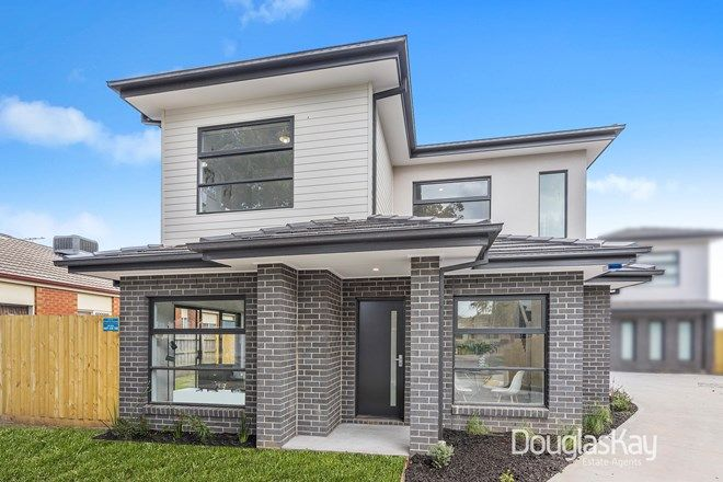 Picture of 1/5 Howell Place, BRAYBROOK VIC 3019