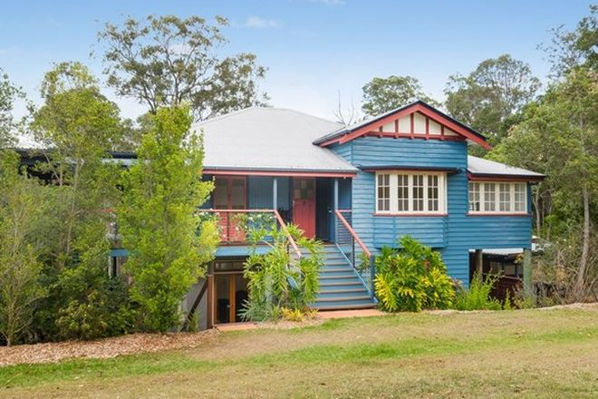 Picture of 12 Upper Wights Mountain Road, WIGHTS MOUNTAIN QLD 4520