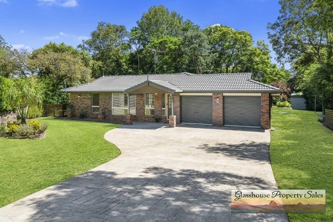 Picture of 14 Ridgemount Place, GLASS HOUSE MOUNTAINS QLD 4518