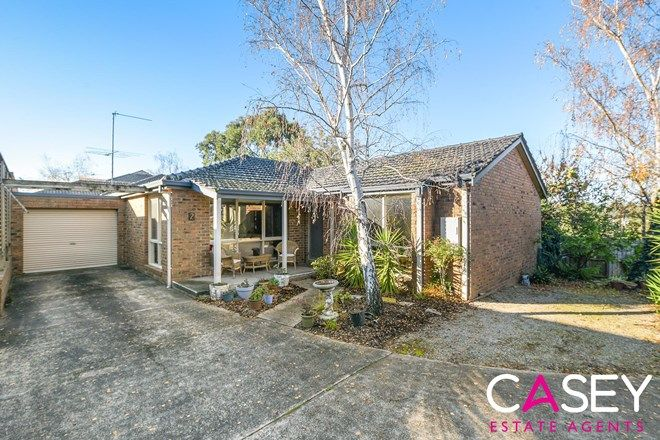 Picture of 2/4 Camley Court, BERWICK VIC 3806