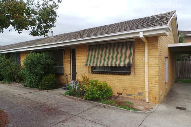 Picture of 4/79 Cleeland Street, DANDENONG VIC 3175