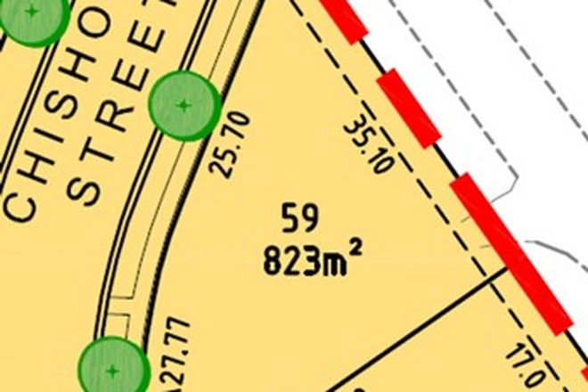 Picture of Lot/59 Chisholm Street, MARYBOROUGH VIC 3465