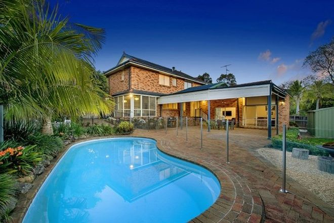 Picture of 3 Stanhope Row, BELLA VISTA NSW 2153