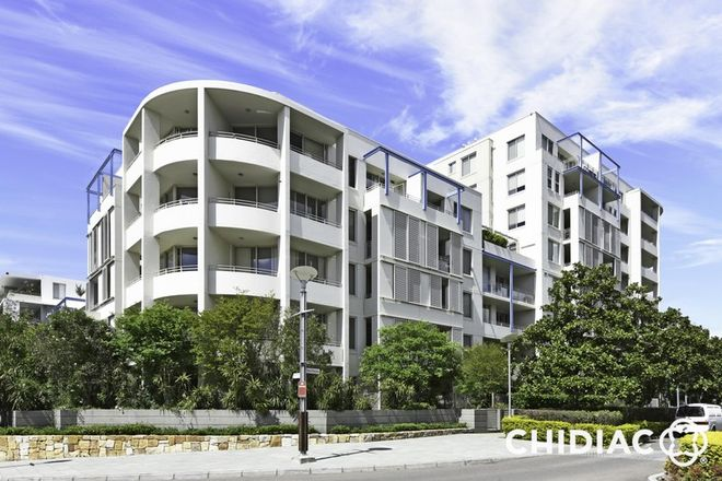 Picture of 504/2 The Piazza, WENTWORTH POINT NSW 2127