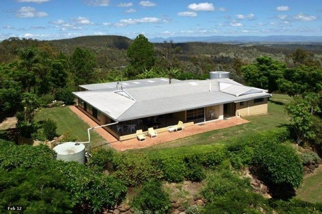 Picture of 748 Washpool Road, UNDULLAH QLD 4285
