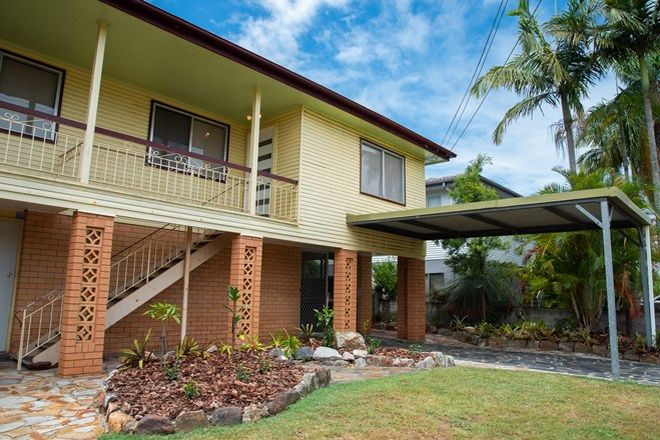 Picture of 56 Malabar Street, WYNNUM WEST QLD 4178