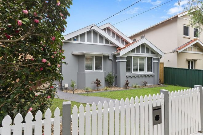 Picture of 75a Boyce Road, MAROUBRA NSW 2035