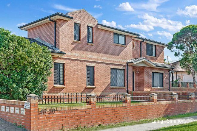 Picture of 1/48 Pegler Avenue, GRANVILLE NSW 2142