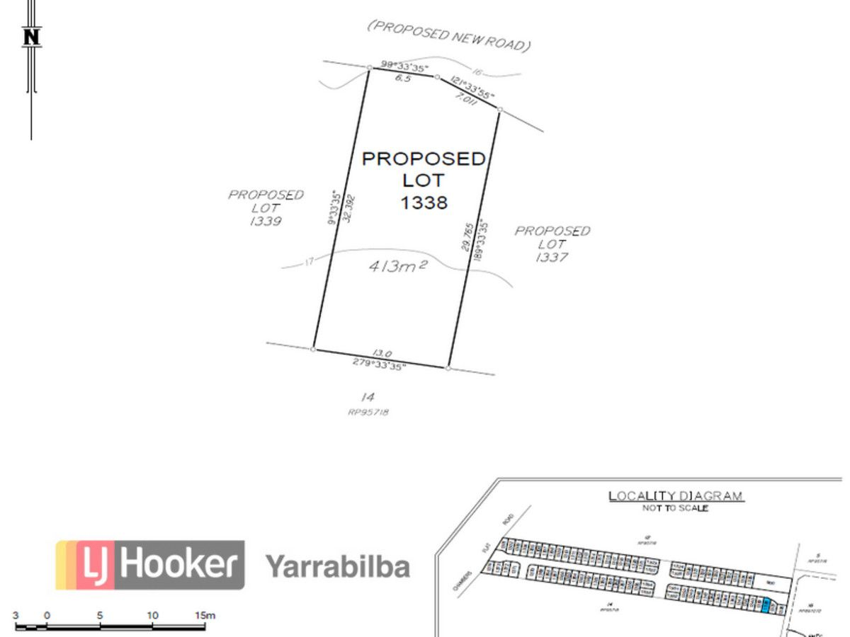 Lot 1338/366 Chambers Flat Road, Logan Reserve QLD 4133, Image 1