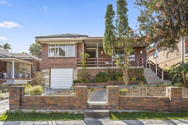 Picture of 52 Bonar Street, ARNCLIFFE NSW 2205
