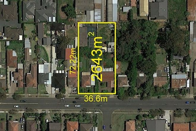Picture of 292 & 294 Edgar Street, CONDELL PARK NSW 2200