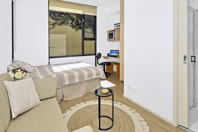 Picture of 206/62-68 Hayward Lane, MELBOURNE VIC 3000