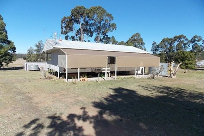 Picture of 182 Bowman Road, BLACKBUTT NORTH QLD 4306