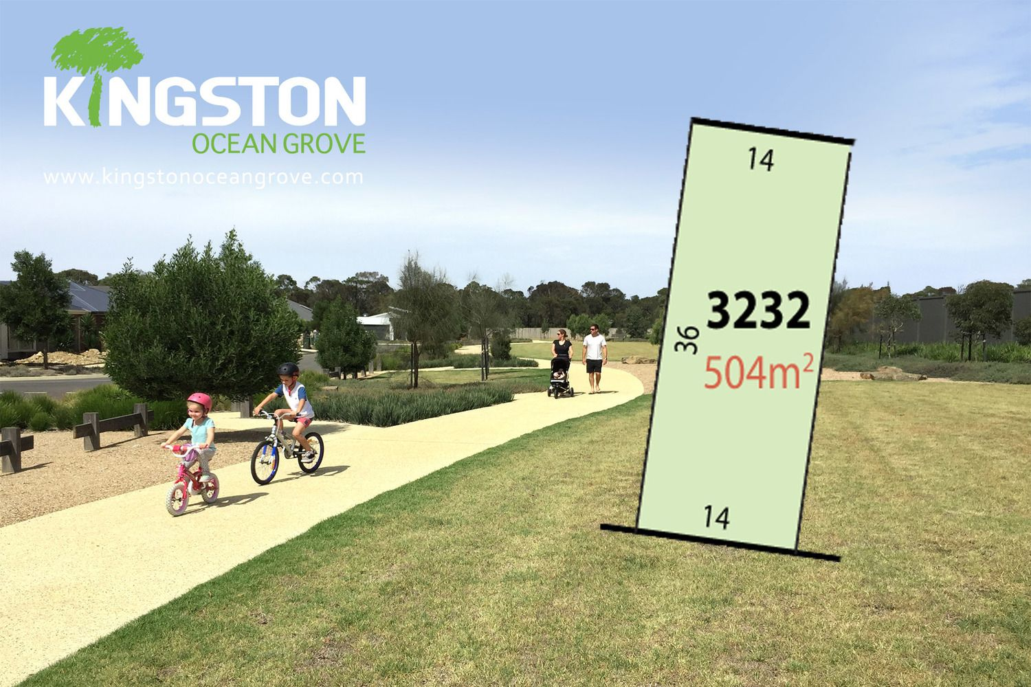 Lot 3232 Janelle Way, Ocean Grove VIC 3226, Image 0