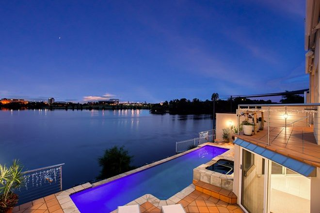Picture of 21 Northwestern Court, VARSITY LAKES QLD 4227