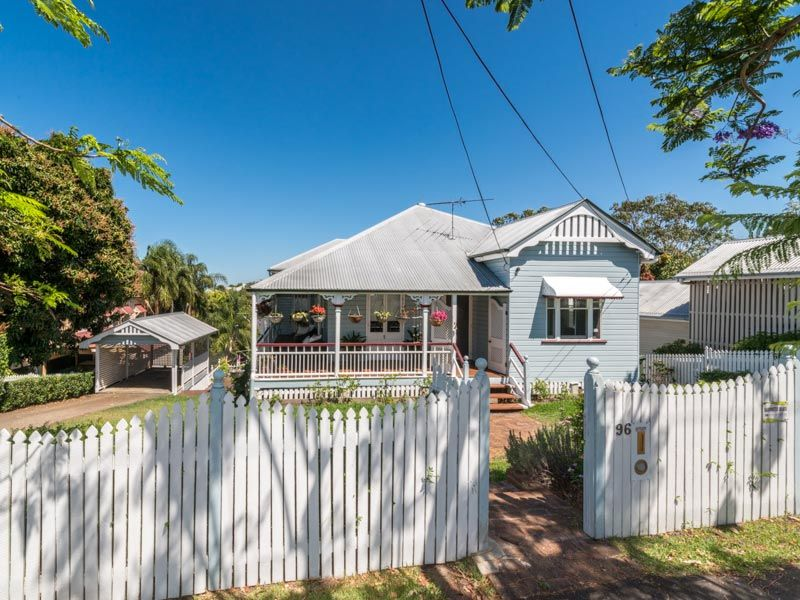 96 Rockbourne Terrace, Paddington QLD 4064, Image 1