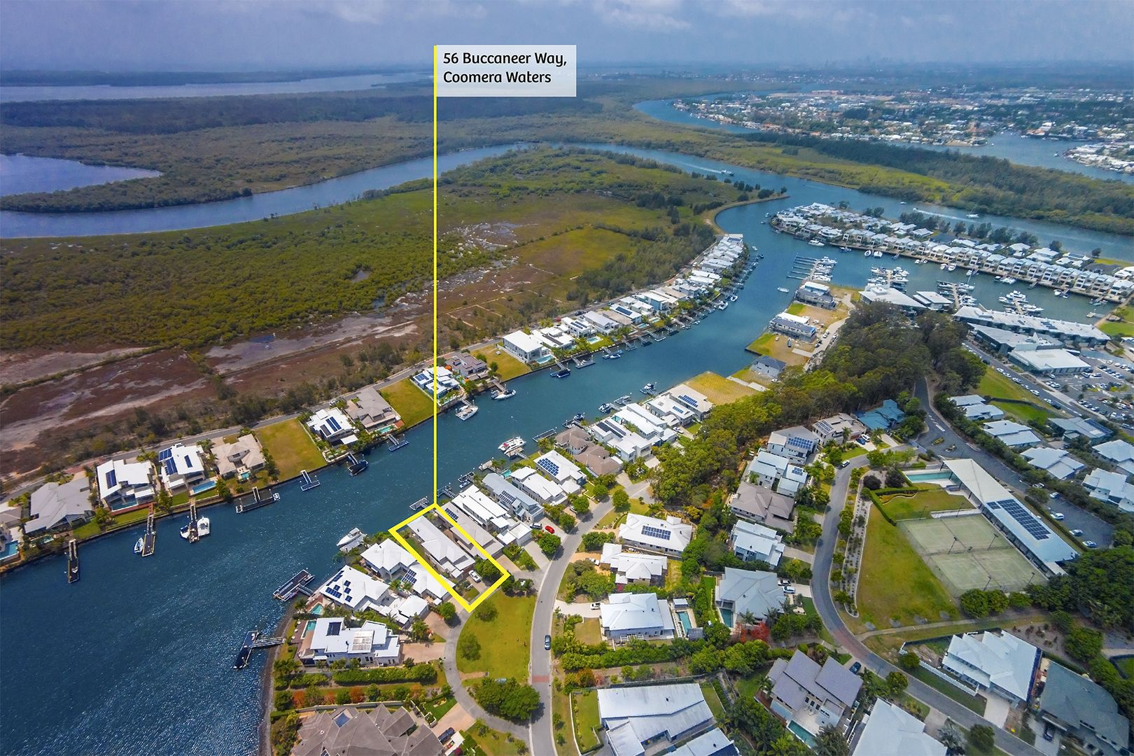 56 Buccaneer Way, Coomera Waters QLD 4209, Image 0