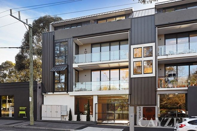 Picture of 101/333 Ferrars Street, SOUTH MELBOURNE VIC 3205