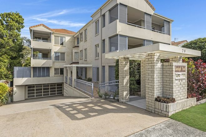 Picture of 2/20 Stephens Street, BURLEIGH HEADS QLD 4220