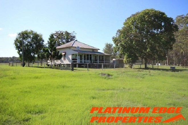 Picture of 8523 MT LINDESAY Highway, LARAVALE QLD 4285