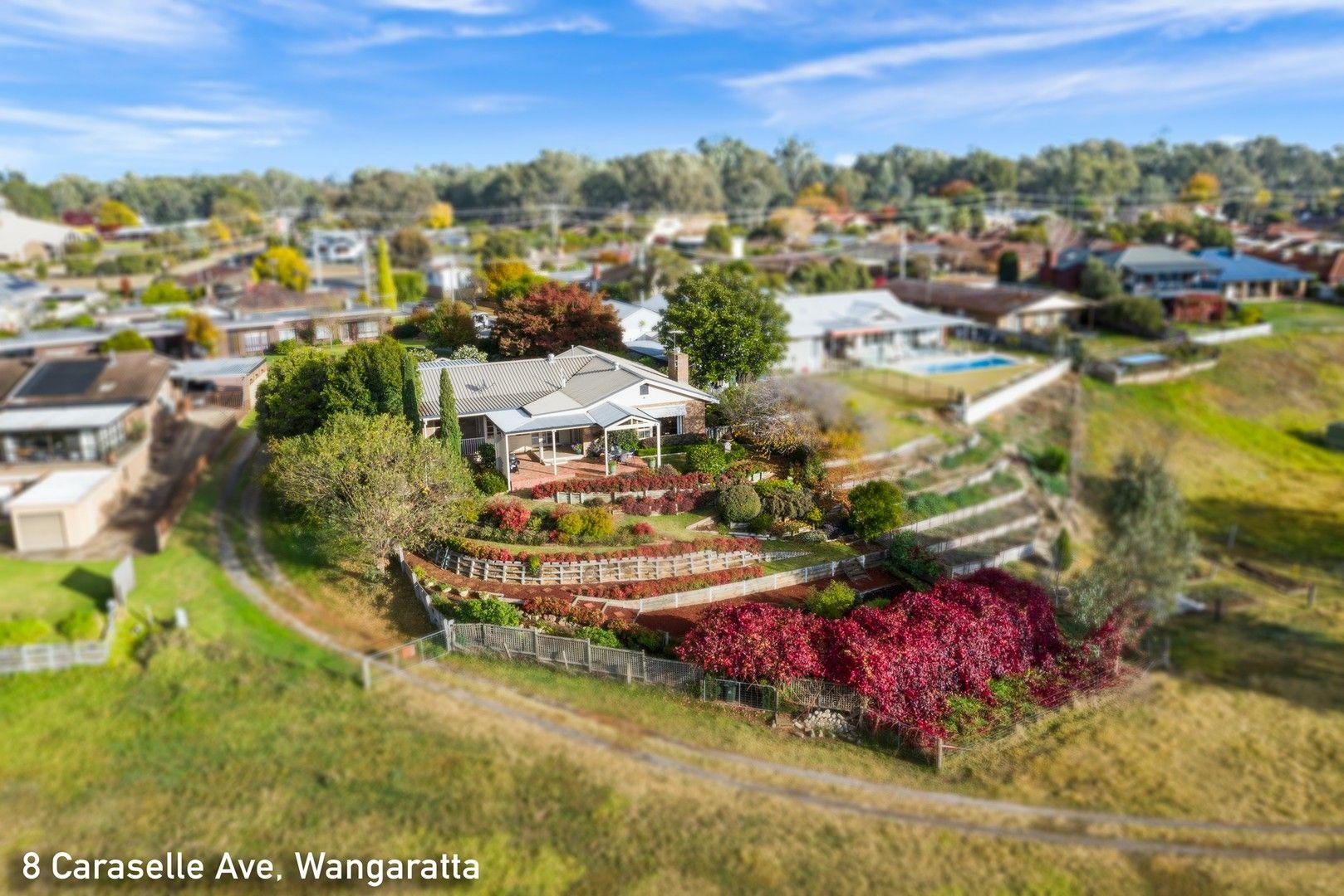 8 Caraselle Avenue, Wangaratta VIC 3677, Image 1