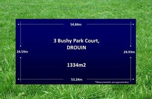 Picture of 3 Bushy Park Court, Drouin VIC 3818