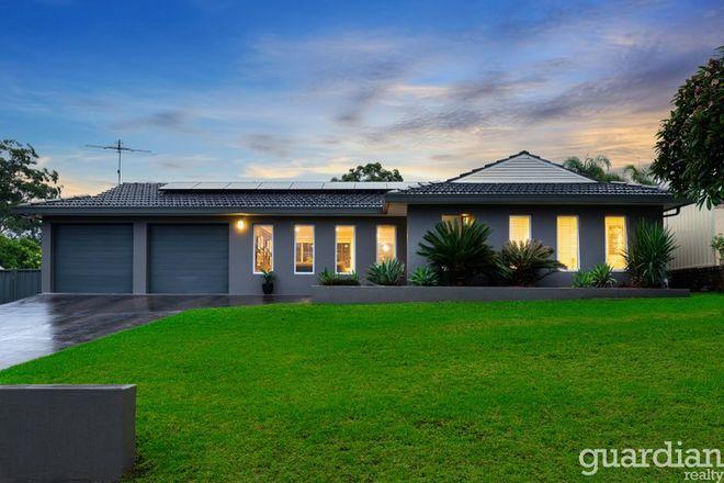 Picture of 5 Ikara Avenue, KELLYVILLE NSW 2155