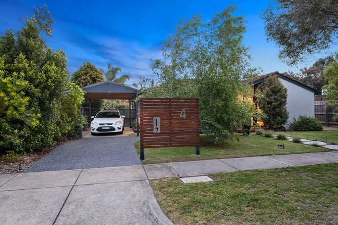 Picture of 4 Maple Street, SEAFORD VIC 3198