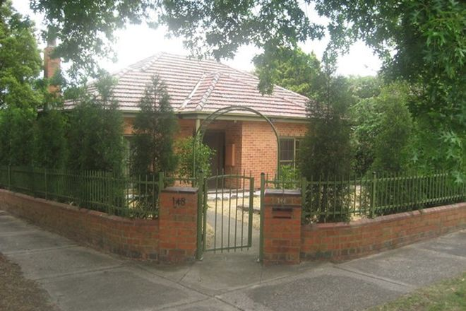 Picture of 148 Wattle Valley Road, CAMBERWELL VIC 3124