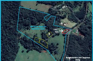 Picture of Lot 1/221 Winfield Rd, Lake Eacham QLD 4884