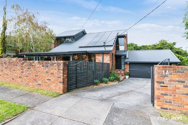 Picture of 1A Mckeon Road, MITCHAM VIC 3132