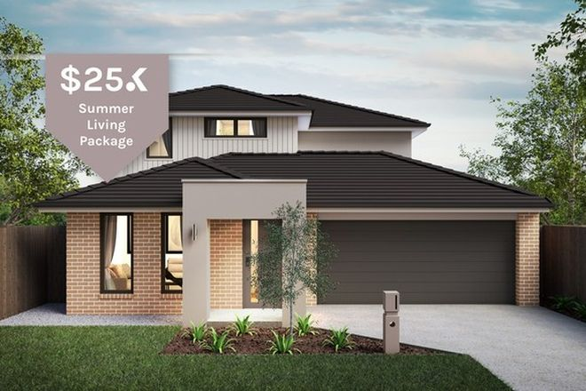 Picture of Lot 912 Ovens Boulevard, WEIR VIEWS VIC 3338