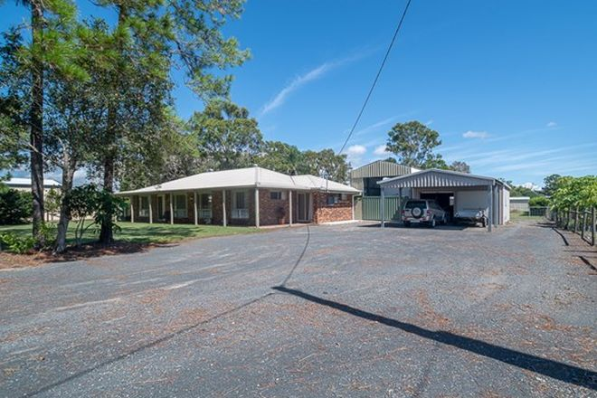 Picture of 209 Denmans Camp Road, KAWUNGAN QLD 4655