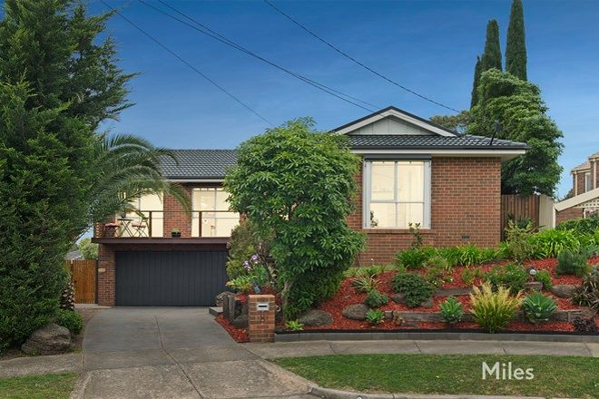 Picture of 8 Derwent Place, WATSONIA NORTH VIC 3087