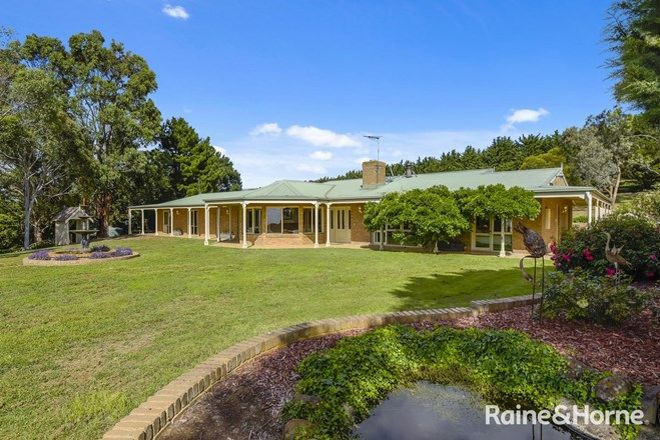 Picture of 127 WEATHERLY ROAD, BOLINDA VIC 3432